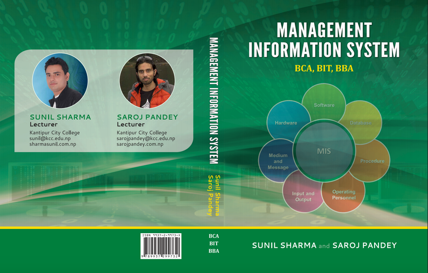 Management Information System _ Sunil Sharma _ Saroj Pandey
