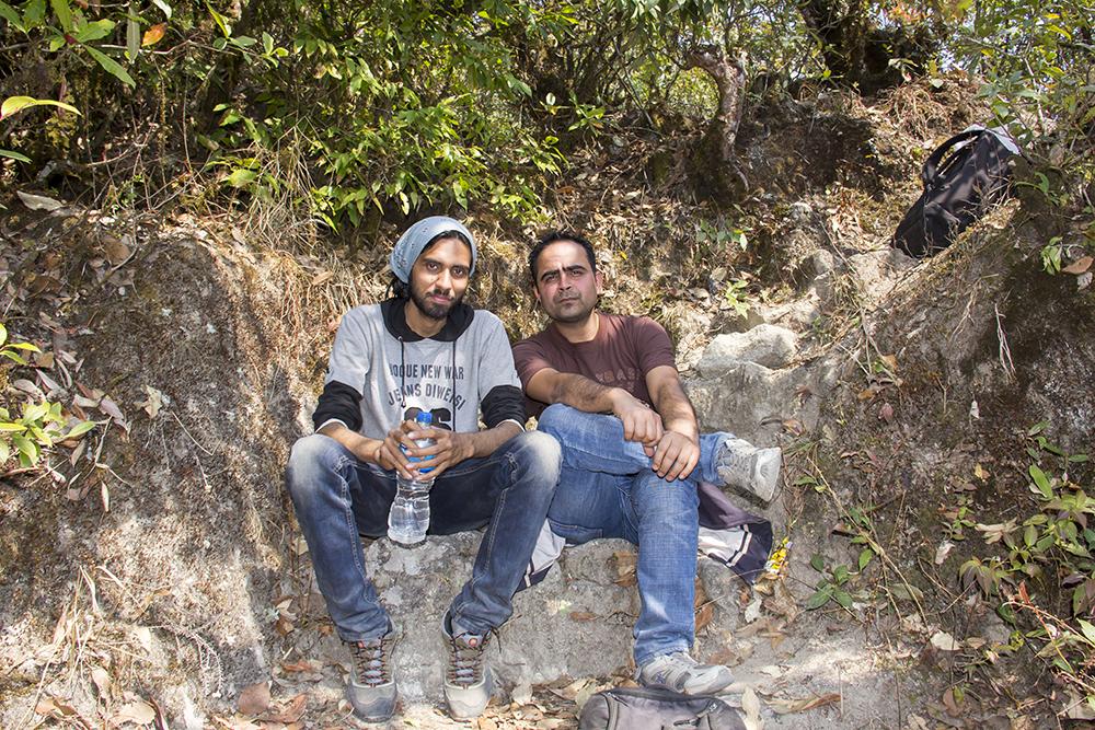 Hike to BaghDwar