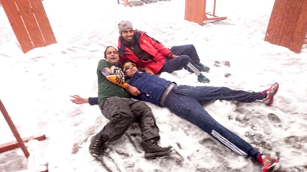 Rocking Moments I _ Saroj Pandey
