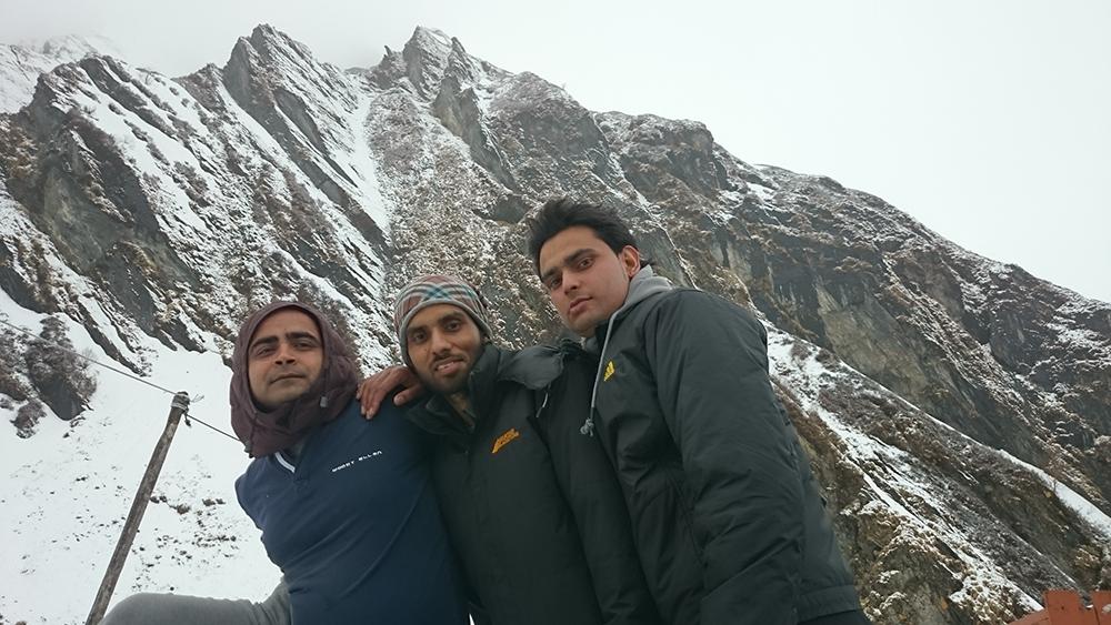 Rocking Moments II _ Saroj Pandey