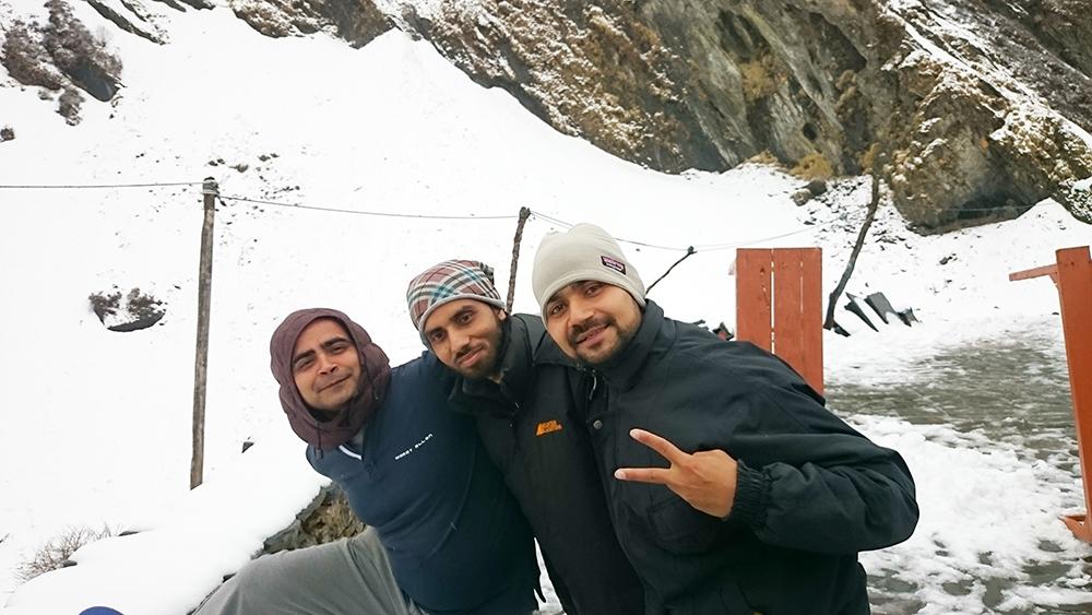 Rocking Moments III _ Saroj Pandey