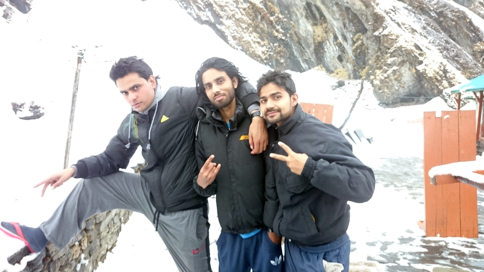 Rocking Moments IV _ Saroj Pandey