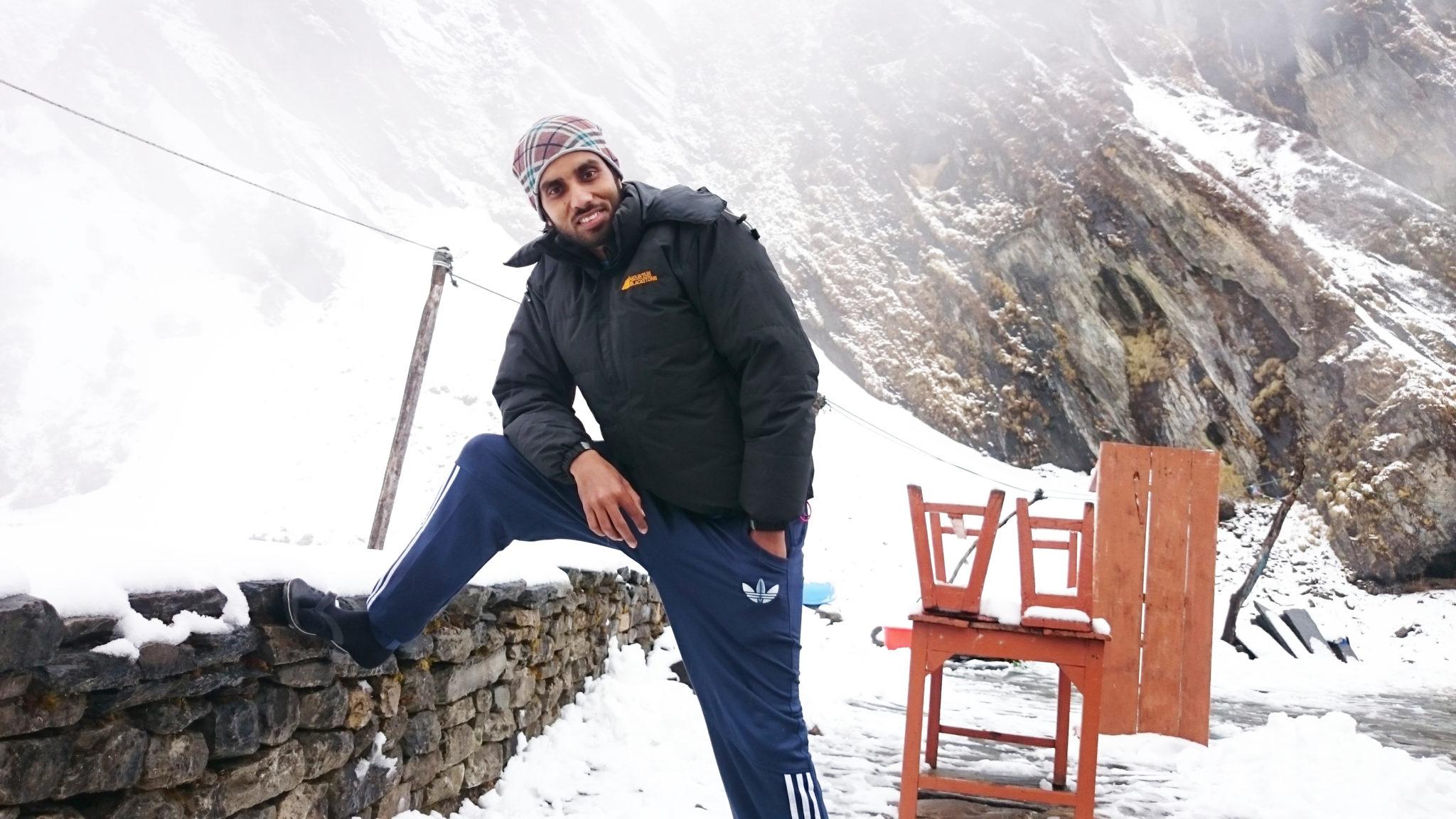 Rocking Moments V _ Saroj Pandey