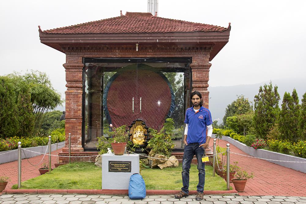 Saroj Pandey _ Around Druk Amitabha Monastery