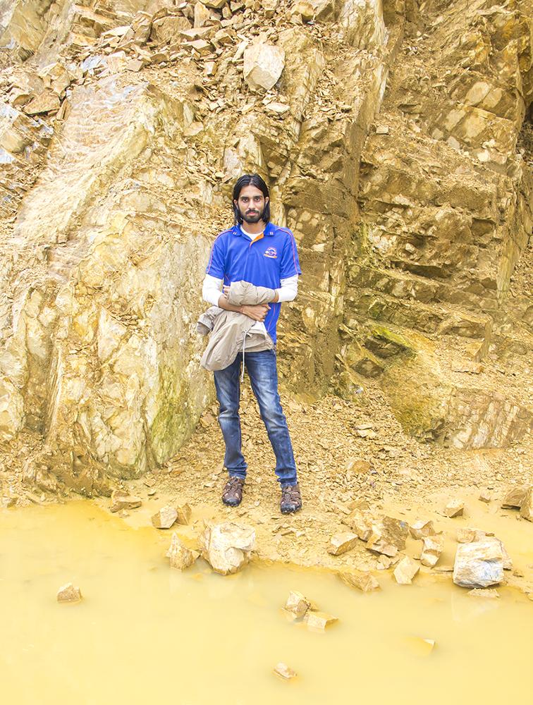 Saroj Pandey _ Around Druk Amitabha _ Monastery
