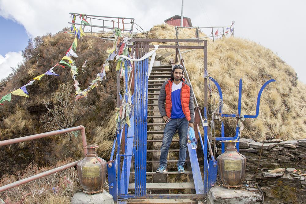 Saroj Pandey _ Kalinchwok Gate