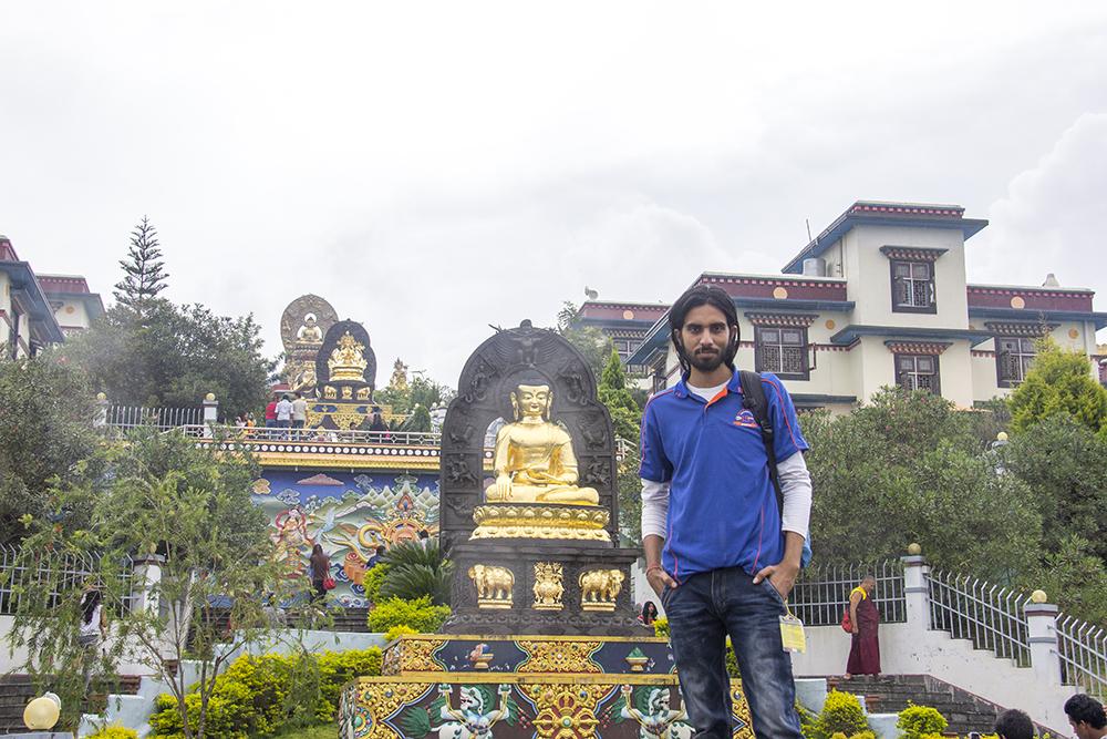 Saroj _ Around Druk Amitabha Monastery