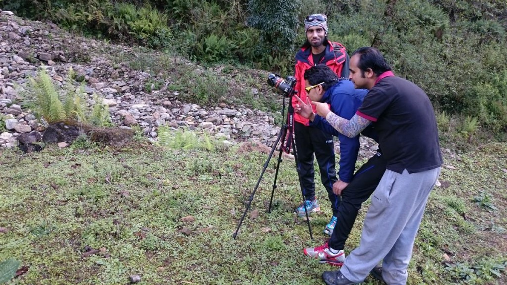 Saroj Pandey, Sunil Sharma & Prachesh Acharya